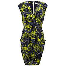 Buy Whistles Vienna Tropical Floral Dress, Multi Online at johnlewis.com