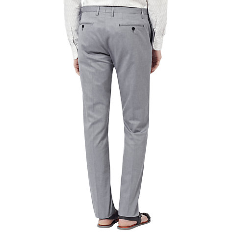 Buy Reiss Harrison Mini-Stripe Trousers Online at johnlewis.com