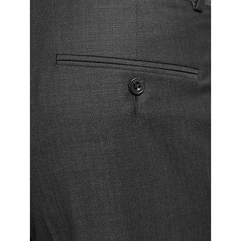 Buy Paul Costelloe Wool Mohair Tailored Suit Trousers, Dark Grey Online at johnlewis.com