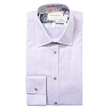 Buy Ted Baker Archive Square Geo Print Long Sleeve Shirt Online at johnlewis.com