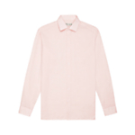 Reiss Ocho Slub Linen Long Sleeve Shirt