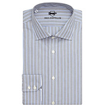 Buy Paul Costelloe End on End Stripe Long Sleeve Shirt Online at johnlewis.com
