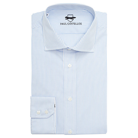 Buy Paul Costelloe Rope Stripe Long Sleeve Shirt Online at johnlewis.com