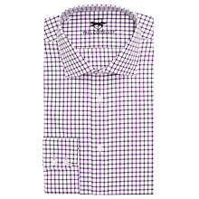 Buy Paul Costelloe Window Check Long Sleeve Shirt Online at johnlewis.com