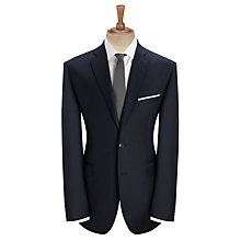 Buy Daniel Hechter Twill Stretch Travel Tailored Suit Jacket, Navy Online at johnlewis.com
