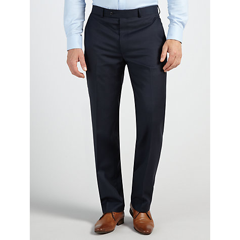 Buy Daniel Hechter Tailored Fit Suit, Navy Online at johnlewis.com