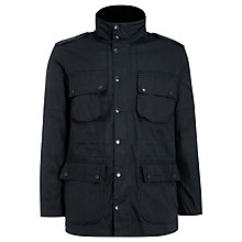 Buy Barbour Fieldmarshall Waxed Jacket Online at johnlewis.com