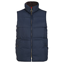 Buy Barbour Hermitage Quilted Gilet Online at johnlewis.com