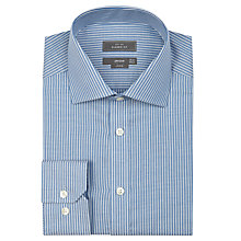 Buy John Lewis Oxford Stripe XL Sleeve Shirt Online at johnlewis.com