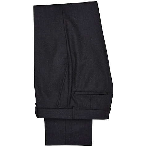 Buy Richard James Mayfair Suit Trousers, Charcoal Online at johnlewis.com