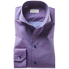 Buy Eton Gingham Long Sleeve Shirt Online at johnlewis.com