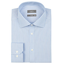 Buy John Lewis Fine Stripe Long Sleeve Shirt Online at johnlewis.com