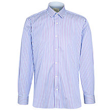 Buy Ted Baker Endurance Almeida Stripe Long Sleeve Shirt Online at johnlewis.com