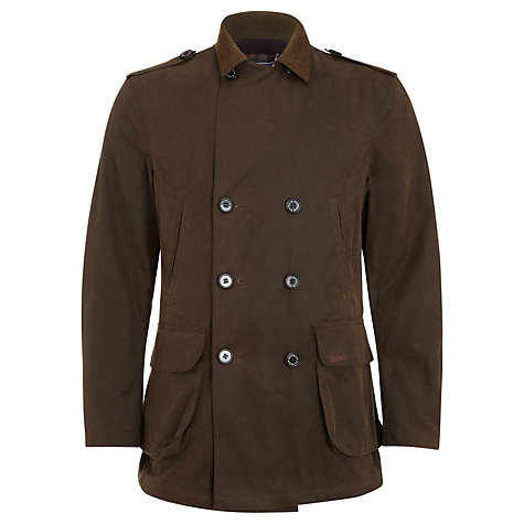 Buy Barbour Shovler 4 Pocket Jacket Online at johnlewis.com