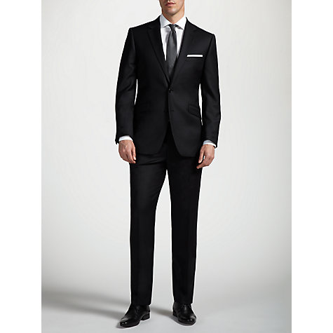 Buy John Lewis Stripe Travel Suit Jacket, Navy Online at johnlewis.com