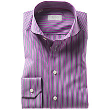 Buy Eton 2 Tone Stripe Long Sleeve Shirt Online at johnlewis.com