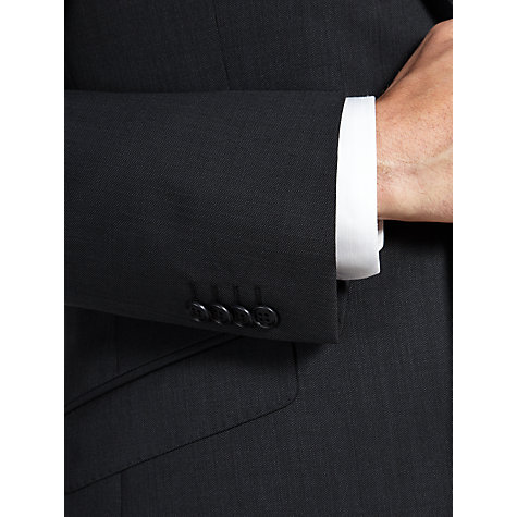 Buy Daniel Hechter Micro Birdseye Suit Jacket, Navy Online at johnlewis.com