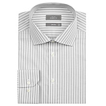 Buy John Lewis Classic Multi Stripe Long Sleeve Shirt Online at johnlewis.com