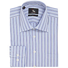 Buy Chester by Chester Barrie Classic Multi Stripe Long Sleeve Shirt Online at johnlewis.com