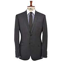 Buy Richard James Mayfair Slim Fit Pick and Pick Wool Suit Jacket, Charcoal Online at johnlewis.com