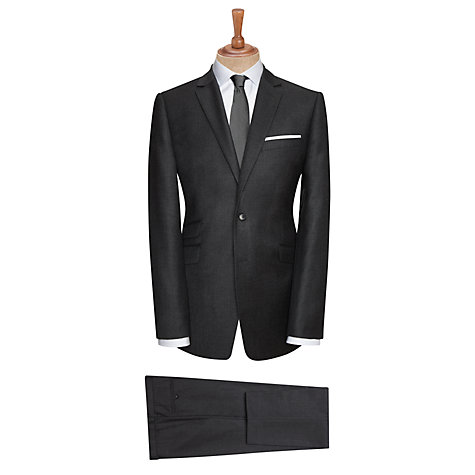 Buy John Lewis Tailored Flannel Suit Trousers Online at johnlewis.com