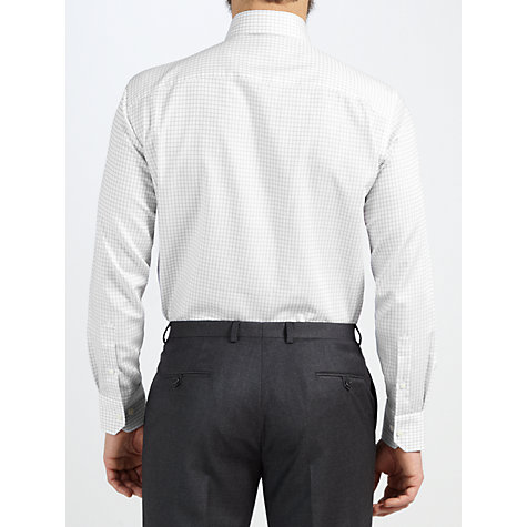 Buy John Lewis Classic Window Check Long Sleeve Shirt Online at johnlewis.com