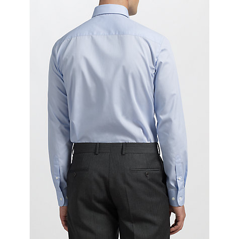Buy John Lewis Tailored Poplin Shirt Online at johnlewis.com