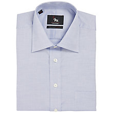 Buy Chester by Chester Barrie Tailored Plain Long Sleeve Shirt Online at johnlewis.com