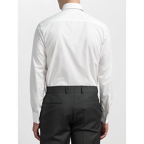 Buy John Lewis Easy Care Poplin XL Sleeve Shirt Online at johnlewis.com