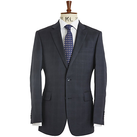 Buy Chester by Chester Barrie Window Pane Suit Jacket Online at johnlewis.com