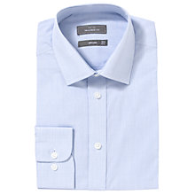 Buy John Lewis Easy Care Fine Check Long Sleeve Shirt Online at johnlewis.com