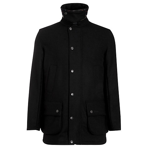 Buy Barbour Ackergill Wool Jacket Online at johnlewis.com