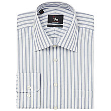 Buy Chester by Chester Barrie Tailored Stripe Long Sleeve Shirt Online at johnlewis.com