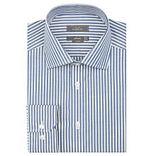Buy John Lewis Classic Oxford Stripe Long Sleeve Shirt Online at johnlewis.com