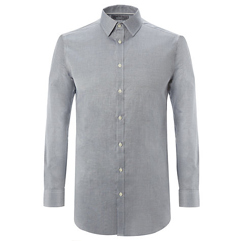 Buy John Lewis Tailored Check Long Sleeve Shirt Online at johnlewis.com