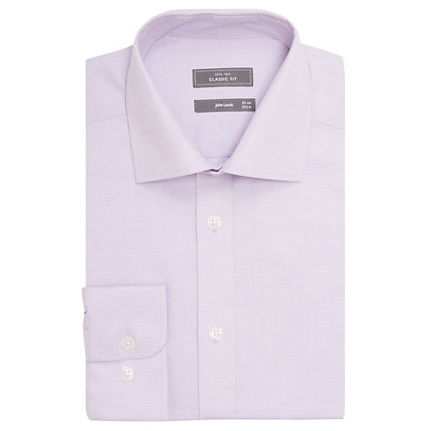 Buy John Lewis Houndstooth Shirt Online at johnlewis.com