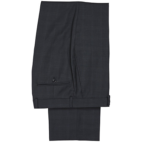 Buy Chester by Chester Barrie Window Pane Suit Trousers Regular Fit Online at johnlewis.com