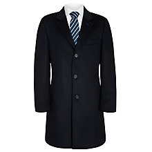 Buy Chester by Chester Barrie Wool Coat, Navy Online at johnlewis.com