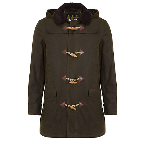 Buy Barbour Kinnef Waxed Jacket Online at johnlewis.com