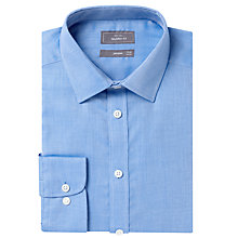 Buy John Lewis Tailored Twill Long Sleeve Shirt Online at johnlewis.com