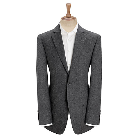 Buy John Lewis English Herringbone Jacket Online at johnlewis.com