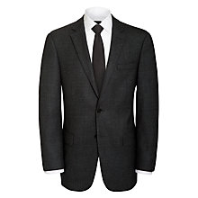 Buy John Lewis Wool Cashmere Blazer, Charcoal Online at johnlewis.com