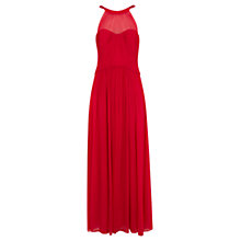 Buy Coast Shania Maxi Dress, Pink Online at johnlewis.com