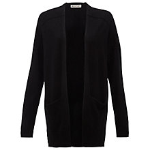 Buy Whistles Cora Cashmere Exposed Seam Cardigan Online at johnlewis.com