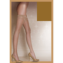 Buy Aristoc Ultimate Matte 10 Denier Hold Ups Online at johnlewis.com