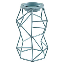 Buy John Lewis Orbit Tealight Holder, H16cm, Mint Online at johnlewis.com