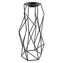 Buy John Lewis Orbit Tealight Holder, H26cm, Steel Online at johnlewis.com