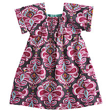 Buy Little Joule Paisley Dress, Multi Online at johnlewis.com
