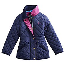 Buy Little Joule Jinty Jacket, Ruby Online at johnlewis.com