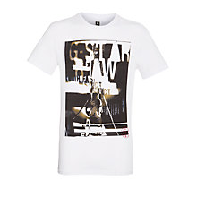 Buy G-Star Raw Corbijn Graphic Short Sleeve T-Shirt Online at johnlewis.com